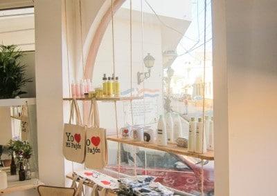 The Growing Dutchman - Miss Rizos Salon - Sustainable Interior Design - Natural Hair Salon-13