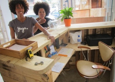 The Growing Dutchman - Miss Rizos Salon - Sustainable Interior Design - Natural Hair Salon-5