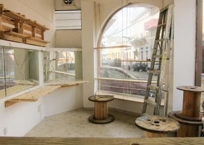 The Growing Dutchman - Miss Rizos Salon - Sustainable Interior Design - Natural Hair Salon-7