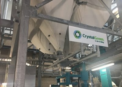 Production of Crystal Green Struvite from Dutch Waste Water3