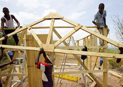 Cordaid: Owner Driven Reconstruction in Post-Earthquake Haiti
