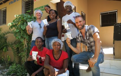 Training & Infrastructure for Women Moringa Coop in Haiti