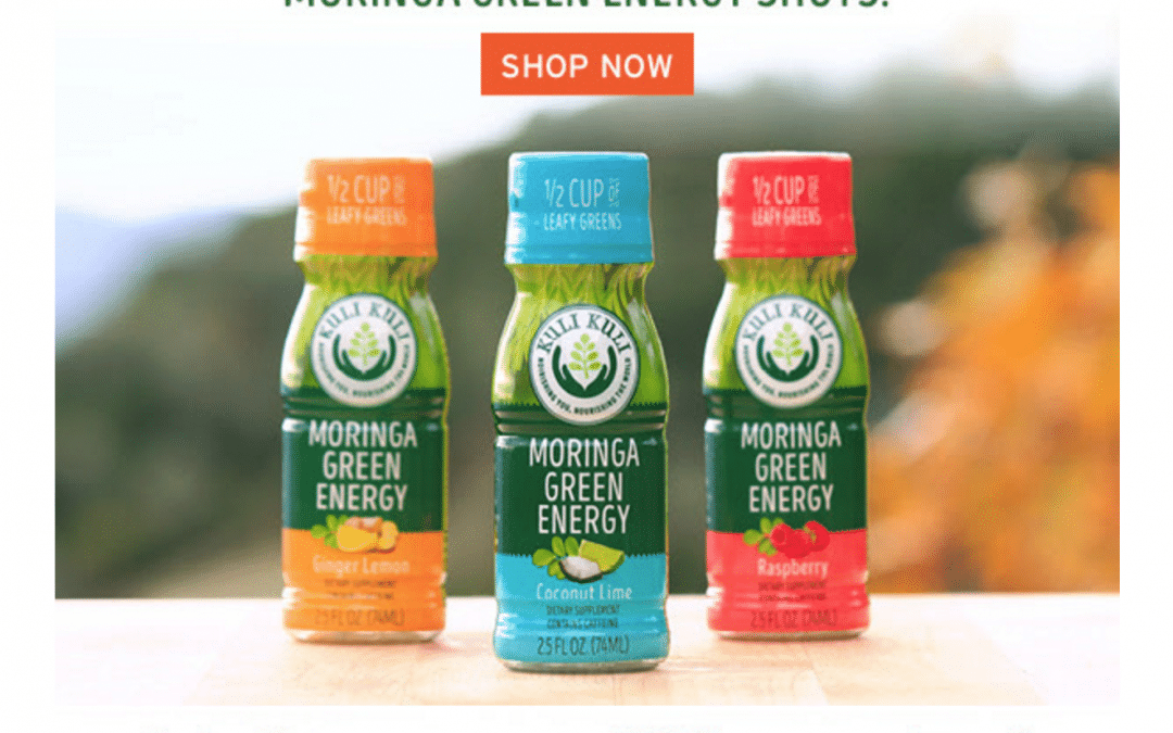 Moringa Energy Shots Launched Nationwide in Whole Foods USA!