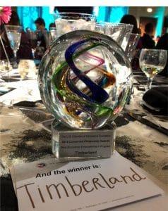 Timberland wins Best Economic Empowerment Program Award for Haiti Cotton Project